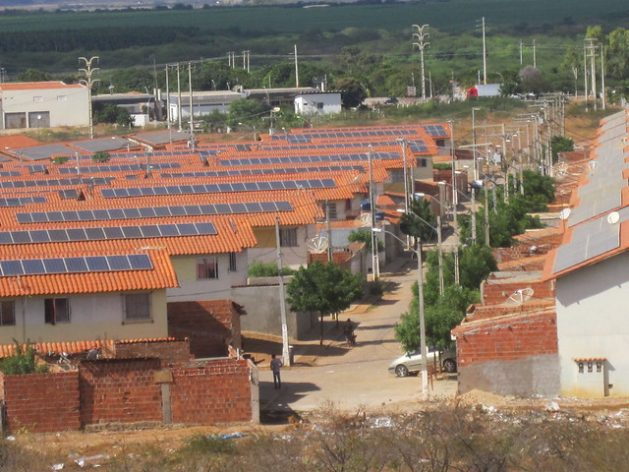 Energia solar se expande no Brasil apesar da pandemia